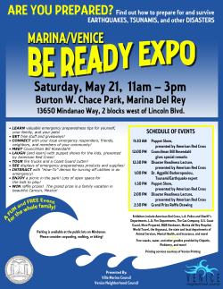 Be Ready Expo Flyer